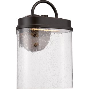 Compare Orme 1-Light Outdoor Sconce By Brayden Studio