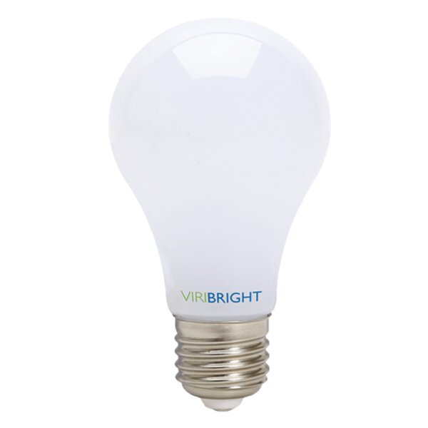 7W E26 Medium LED Light Bulb (Set of 6) by Viribright