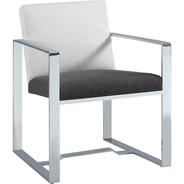 Kirsty Upholstered Dining Chair by Orren Ellis