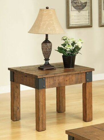 Bors End Table by Trent Austin Design