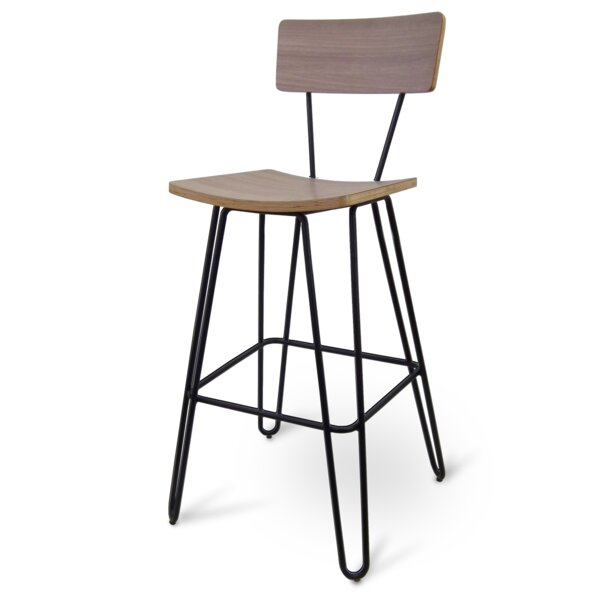 Muscogee Solid Wood Dining Chair (Set of 2) by Foundry Select