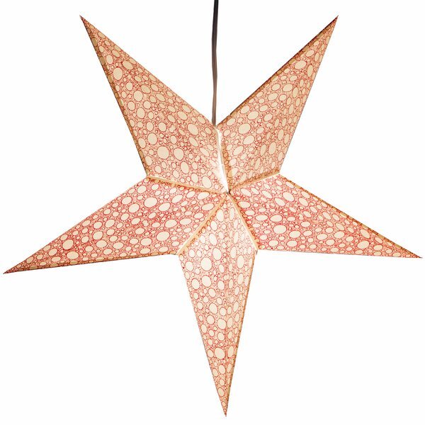 Fizz Paper Star Light by Hometown Evolution, Inc.