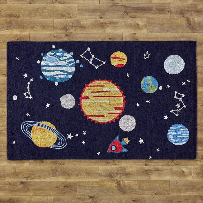 Birch Lane Kids Solar System Rug Reviews