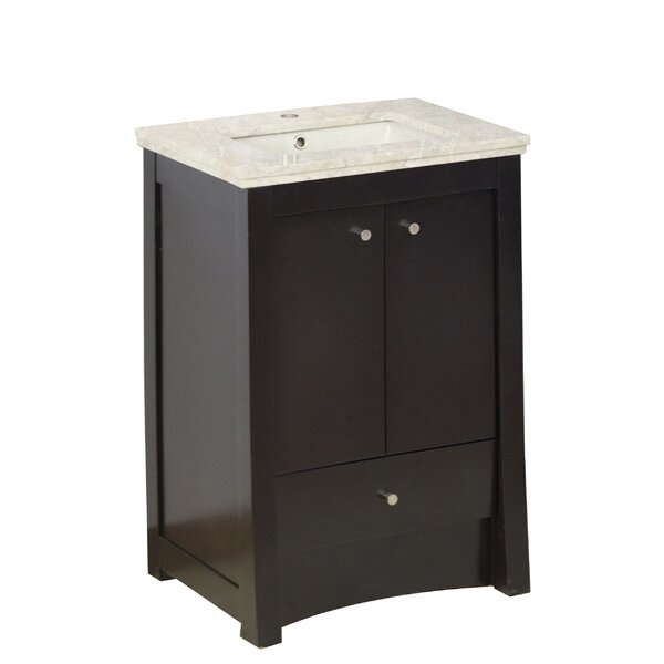 Alburgh 24 Single Bathroom Vanity Set by Latitude Run