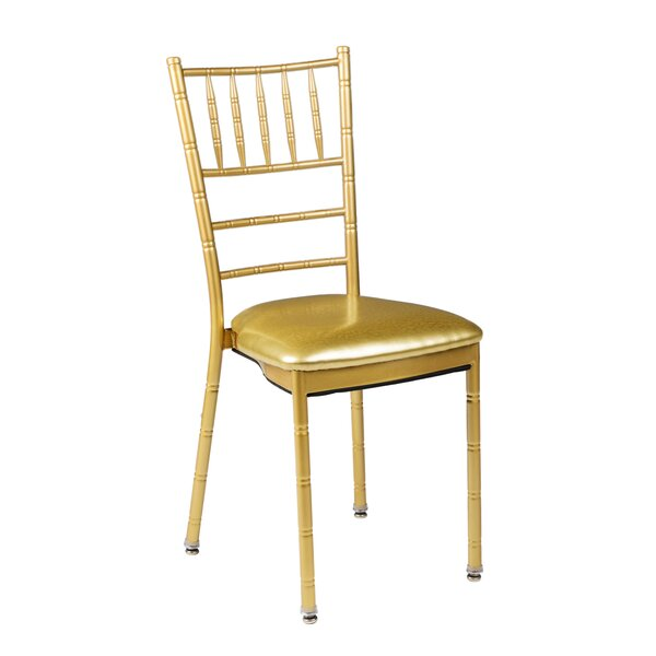 Max Chiavari Chair with Cushion by Commercial Seating Products