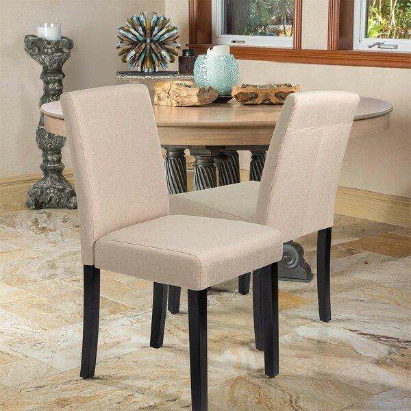 Review Fellsburg Upholstered Dining Chair (Set Of 4)