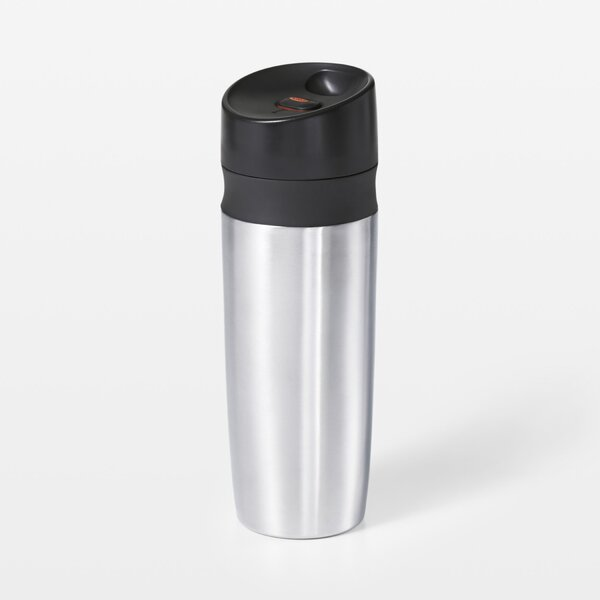 Good Grips 22 oz Stainless Steel Double Wall Travel Mug by OXO