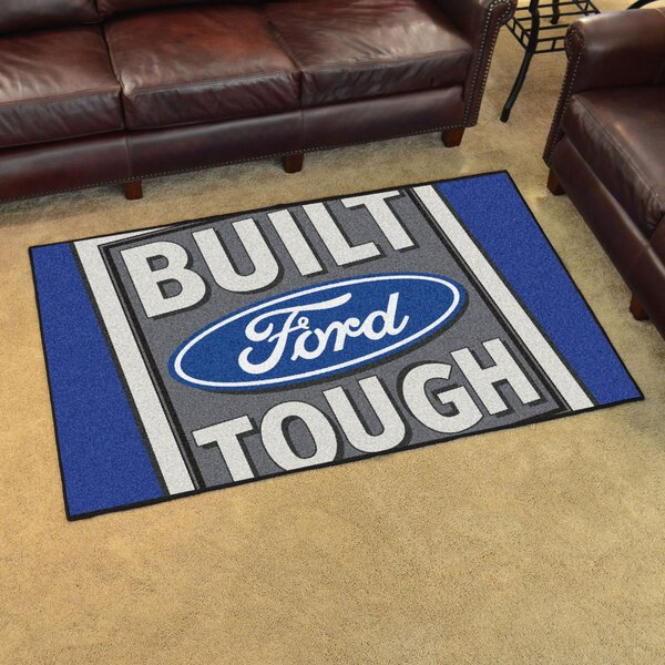 Ford - Built Ford Tough Tailgater Mat by FANMATS