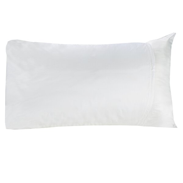 Cotton Sateen Pillow Protector (Set of 2) by Westex