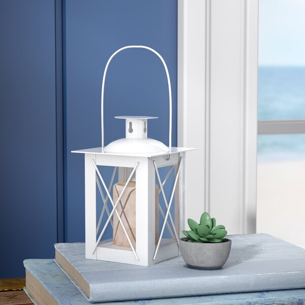 Aluminum Lantern (Set of 10) by Beachcrest Home