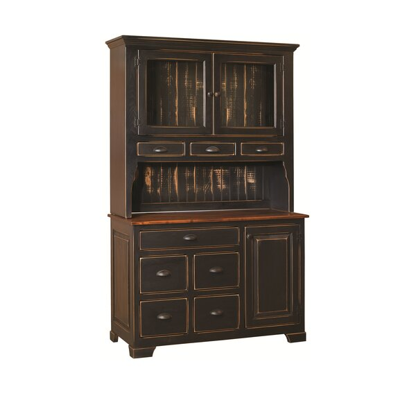 Battersby Standard China Cabinet by August Grove