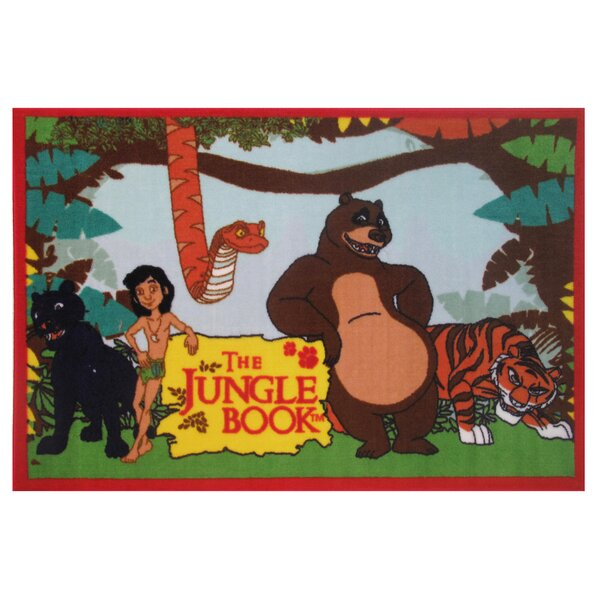 The Jungle Book Area Rug by Fun Rugs