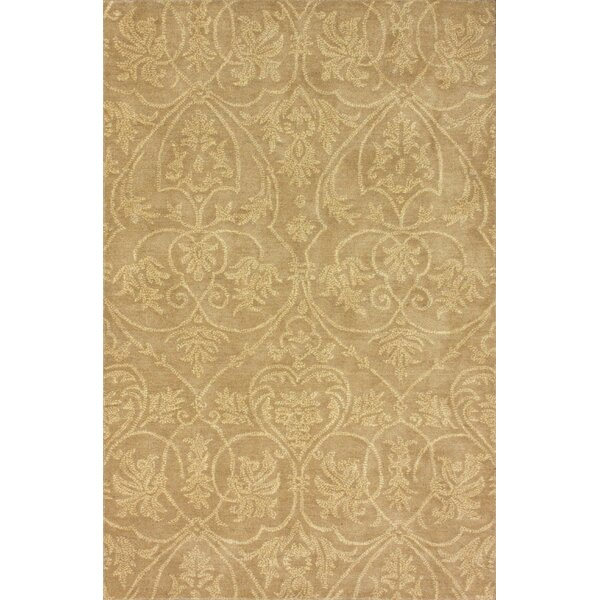 Modella Harlow Hand-Tufted Beige Area Rug by nuLOOM