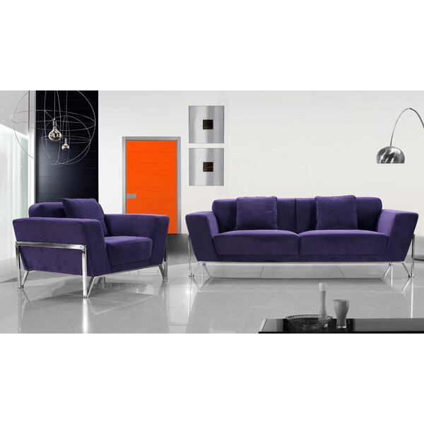 Coalpit Heath 2 Piece Living Room Set by Orren Ellis