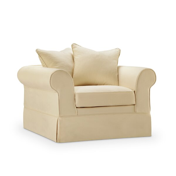 Milla 25 inch Armchair by Highland Dunes
