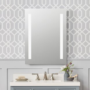 Bargain Salon Bathroom Wall Mirror By Ronbow
