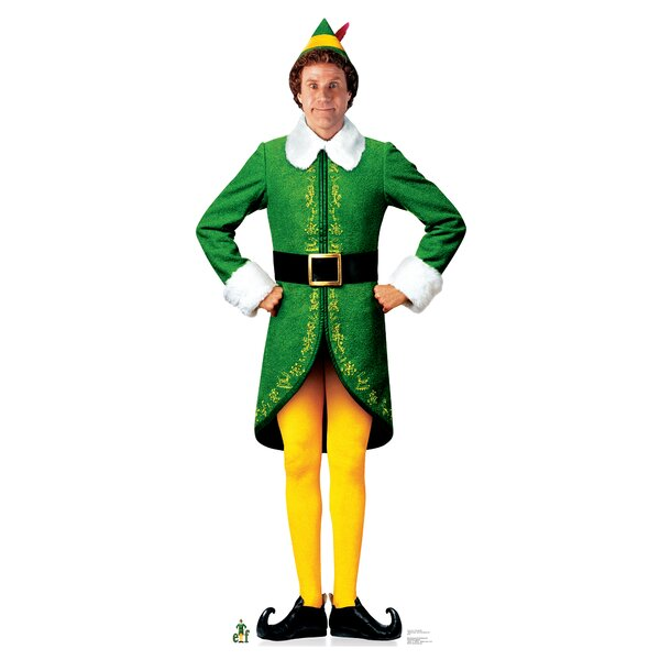 Elf - Movie Elf Cardboard Stand-Up by Advanced Graphics