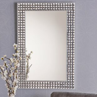 House of Hampton Newquist Rectangular Accent Mirror