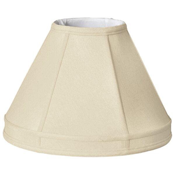 14 Silk Empire Lamp Shade by Alcott Hill