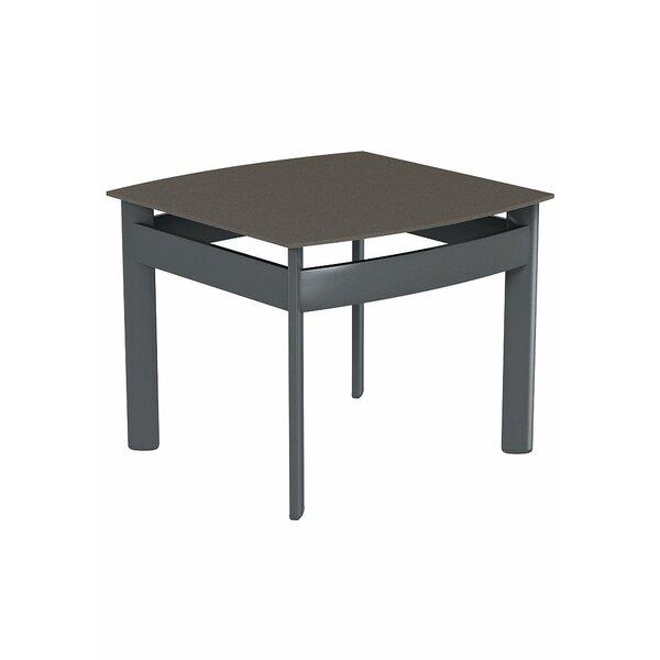 Kor Metal Side Table by Tropitone
