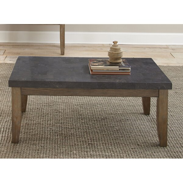 Dejardins Bluestone Coffee Table by Lark Manor