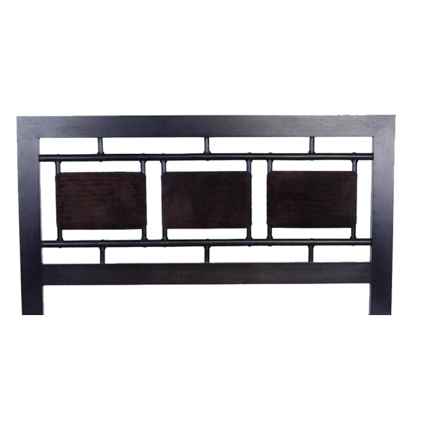Kota Queen Panel Headboard by Indo Puri