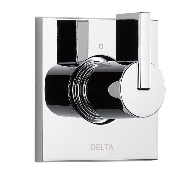 Vero Diverter Faucet Trim with Lever Handles by Delta