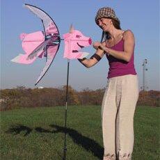 Flying Pig Spinner by Premier Designs