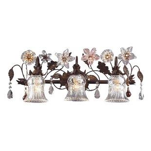 Lorraine 3-Light Vanity Light by Astoria Grand
