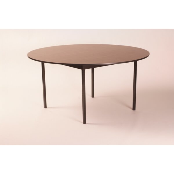 Deluxe Series 60 Round Folding Table by Maywood Furniture