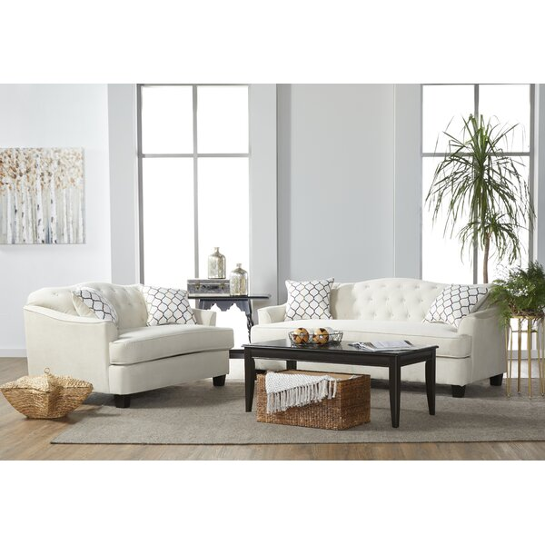 Configurable Living Room Set by Charlton Home Charlton Home