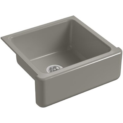 Bowl Sink Under Mount Single Tall Cashmere photo