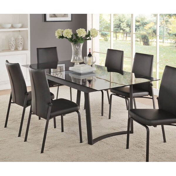 Emraan 7 Piece Dining Set by Brayden Studio Brayden Studio
