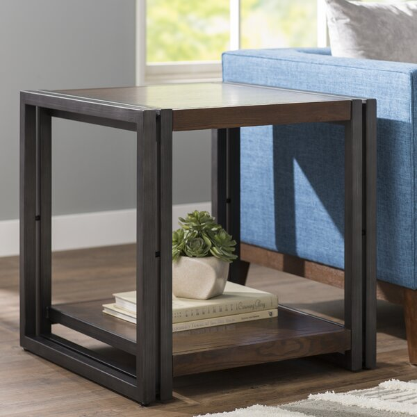 Oyer End Table by Brayden Studio