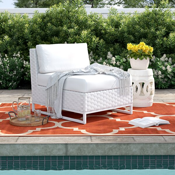 Menifee Patio Chair with Cushions by Sol 72 Outdoor