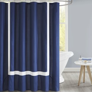 Faria Single Shower Curtain