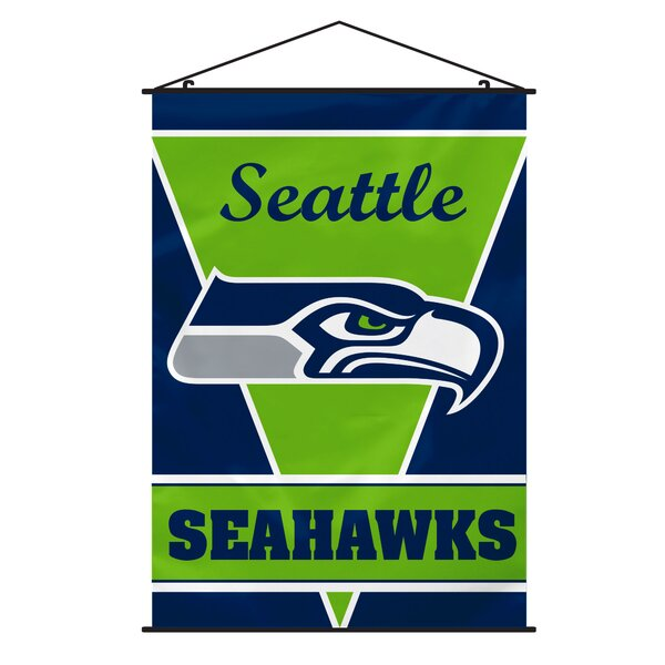 NFL Traditional Polyester 5 X 3 ft. House Flag by Team Pro-Mark