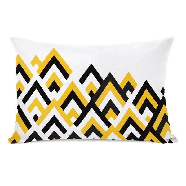 All Everything Throw Pillow by One Bella Casa