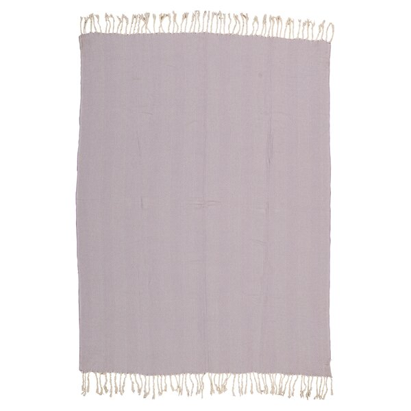 Alachua Cotton Throw Blanket by Beachcrest Home