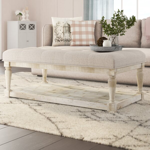 Theron Coffee Table by Highland Dunes Highland Dunes