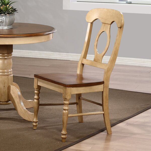 Huerfano Valley Solid Wood Dining Chair (Set of 2) by Loon Peak