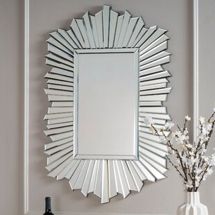 Orren Ellis Boarstall Sunburst Accent Mirror
