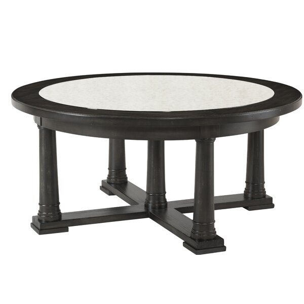Erikson Cross Legs Coffee Table by Darby Home Co Darby Home Co