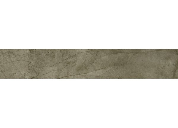 Citadel 6 x 35 Porcelain Field Tile in Olive by Emser Tile