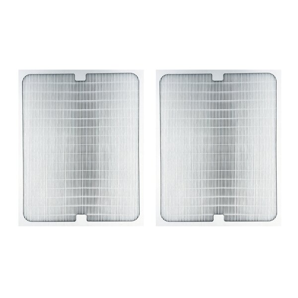 Blueair 200/300 Series Air Purifier Filter (Set of 2) by Crucial