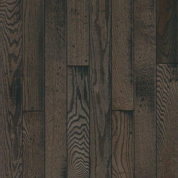 3-1/4 Solid Oak Hardwood Flooring in Soothing Slate by Armstrong Flooring