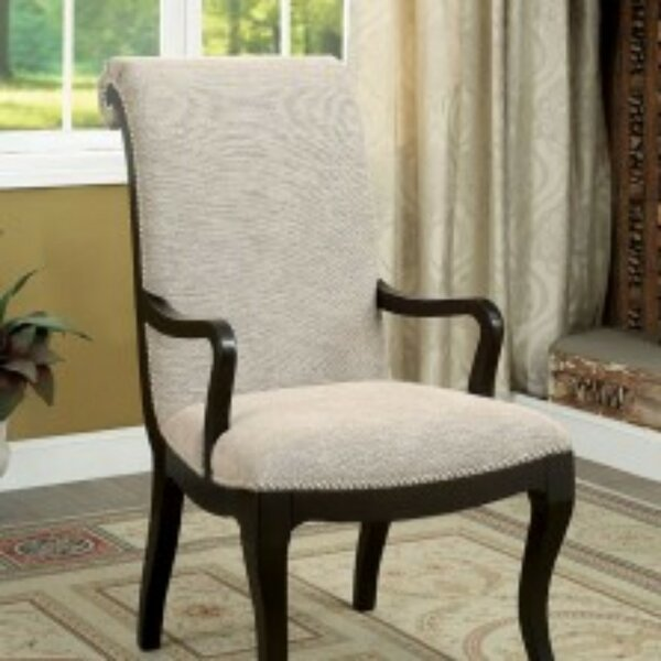 Moreno Upholstered Dining Chair (Set of 2) by Winston Porter