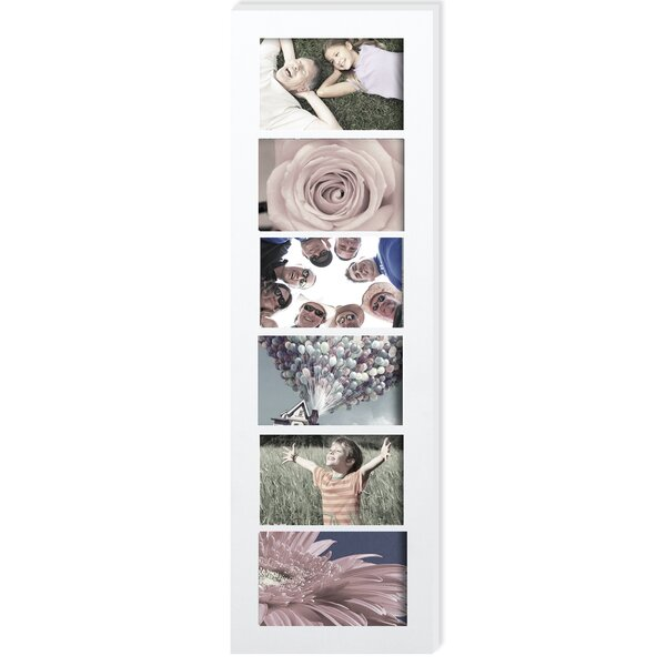 6 Opening Collage Picture Frame by Adeco Trading