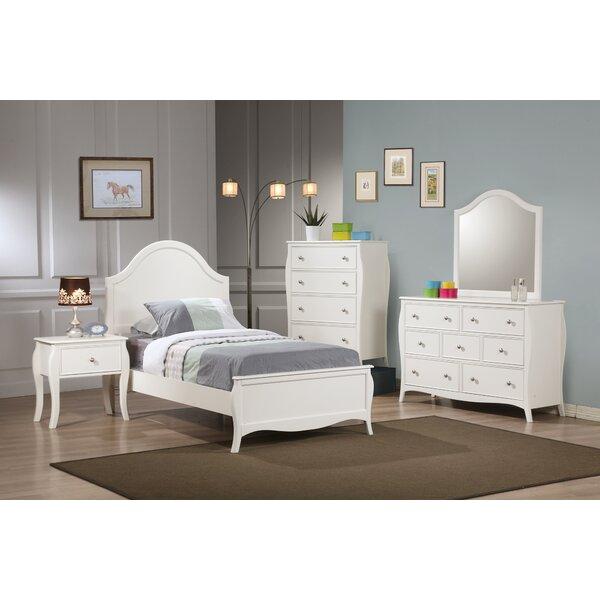 Chloe Panel Configurable Bedroom Set by Viv + Rae