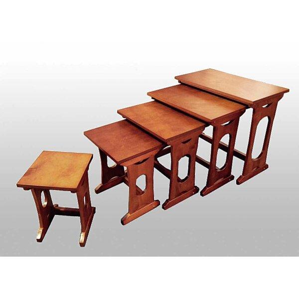 Choudhury 5 Piece Nesting Tables By Red Barrel Studio